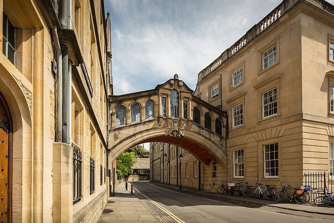 Spencer's BLITZ Tour of Oxford - 60 minutes in the City Centre