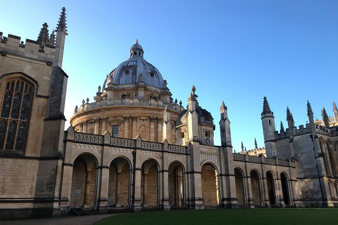Spencer's Early Morning Tour of Oxford (Private)