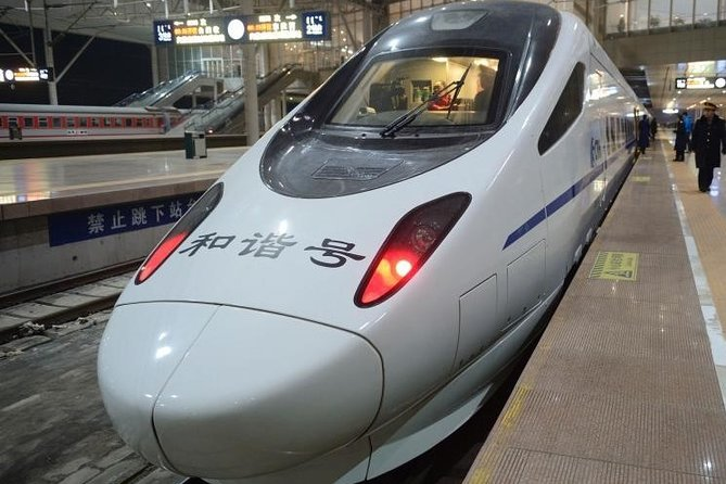 Suzhou Private Arrival Transfer:Railway Station to City Hotel