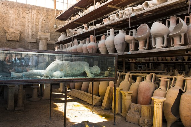 Pompeii Private tour – lunch included