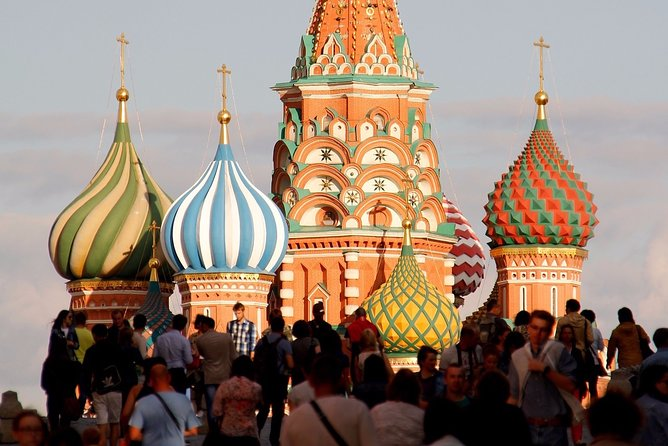 2 days in Moscow with private excursion Red Square and Nikolskaya street