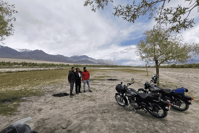 9-Day Guided Motorcycle Tour into Ladakh's Landscapes