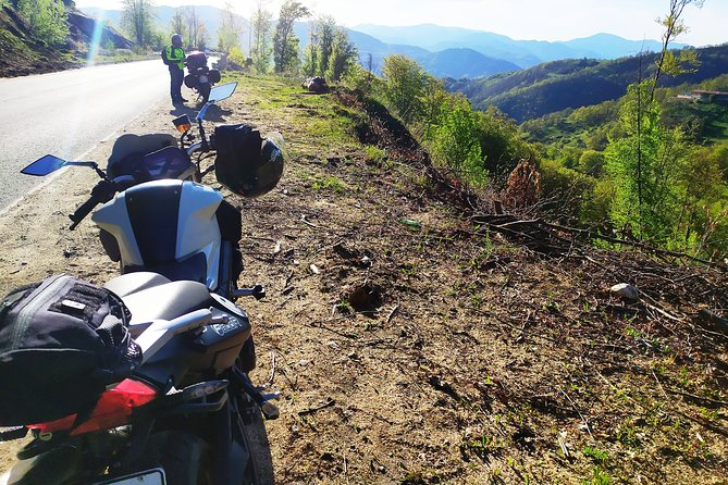 4 Days Natural and Historical Wonders of the Rhodope mountain Motorcyle tour