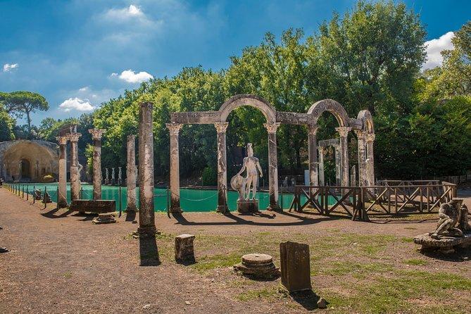 Tivoli-Villa D'este & Harian's Villa semi private tour