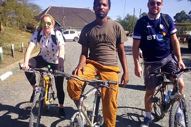 Private Tour: Hell's Gate National Park Bike Tour From Nairobi