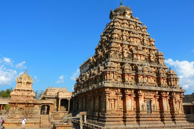 2 Days Tour of Great Living Chola Temples from Chennai