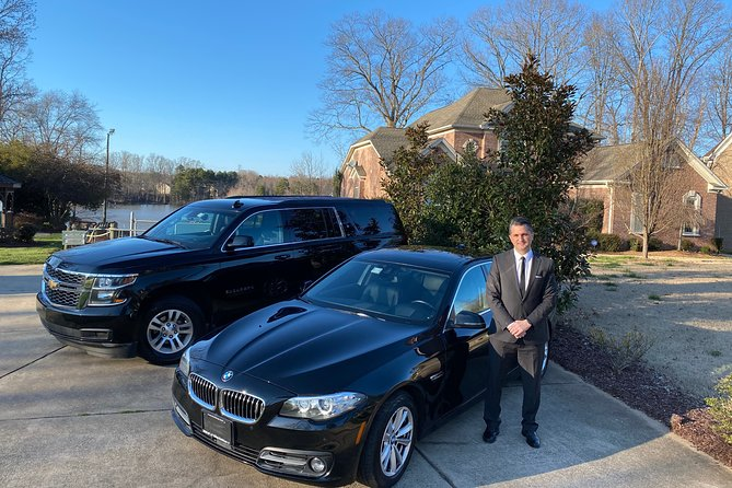 Round Trip In Private Luxury Car from Raleigh Airport (RDU) To Elon University