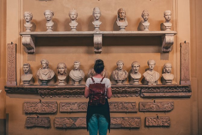 Vatican Museums, Sistine Chapel & Food Tour w/ Tickets Included