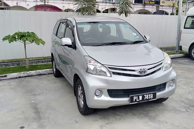Private Transfer from Penang Airport to Penang Island