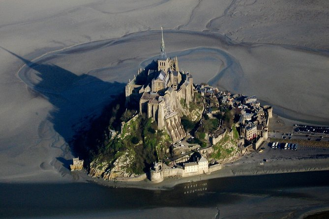 Mont Saint-Michel & Fougères Small-Group Full-day Tour from Paris