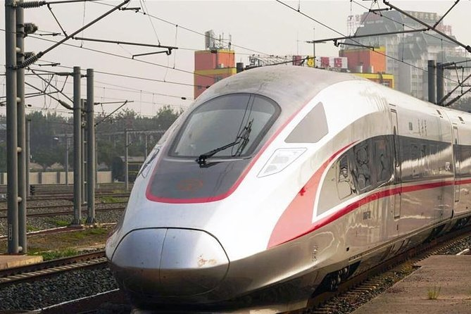 Private Arrival Transfer: Nanjing Any Railway Station to City Hotel