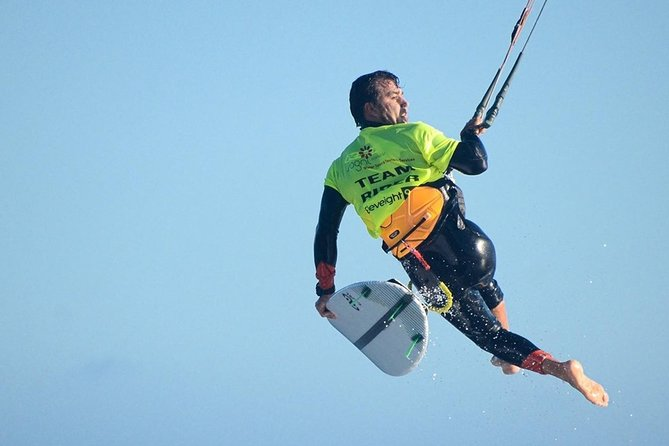 3-Day Private Kitesurfing Course in El Médano
