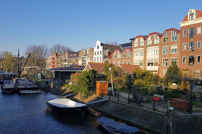 Guided tours during Corona in Amsterdam and the Netherlands.