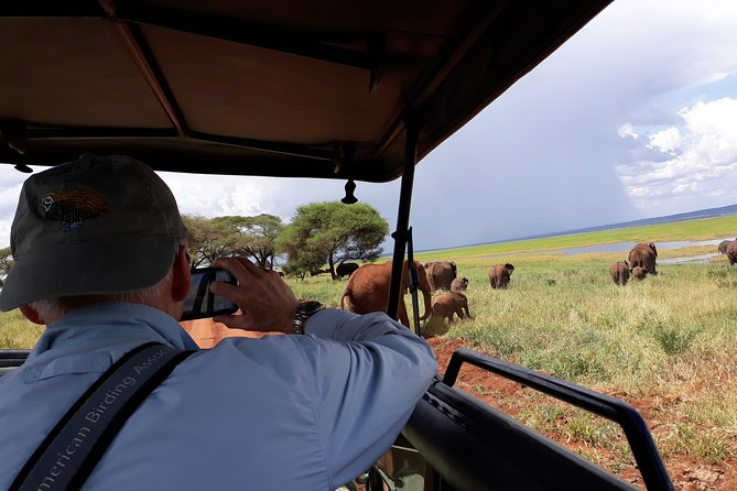 8-Day Private Safari in Tanzania with Full Board