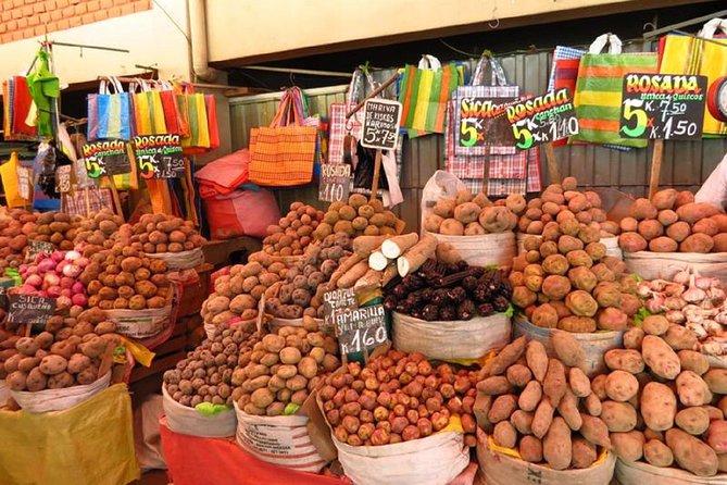 San Camilo Market Tour