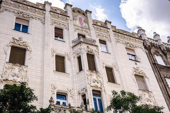 Amazing Art Nouveau Tour of Budapest
