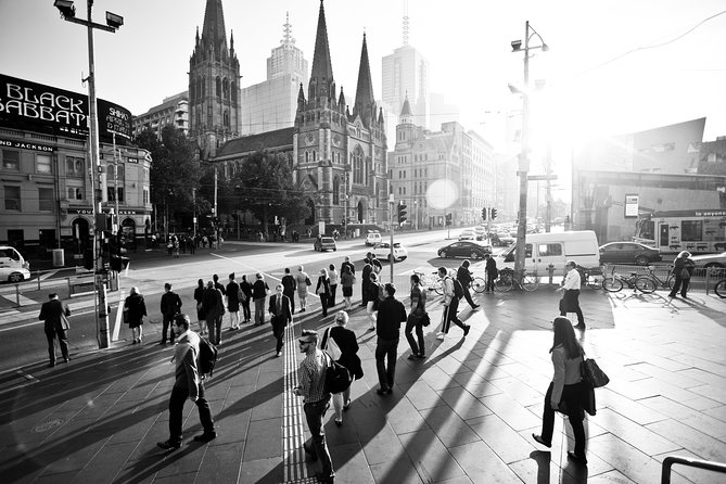 PRIVATE Central Melbourne Walking Tour
