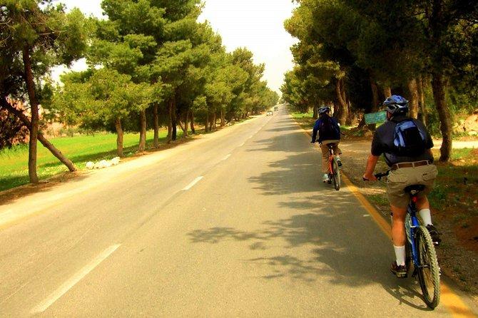 Cycle your way through Madaba