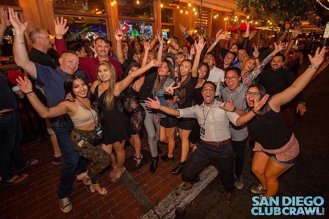 San Diego Club Crawl