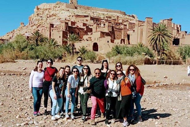 3-Day Small-Group Desert Safari to Merzouga from Marrakech