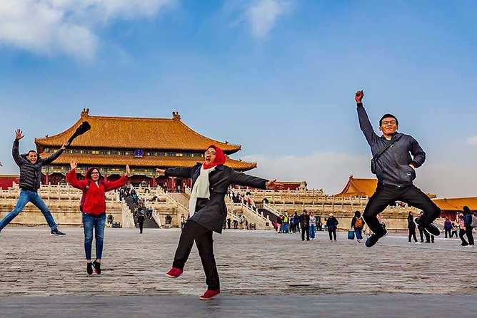 7-Day Private China Tour from Dalian: Beijing, Xi'an, Guilin and Shanghai