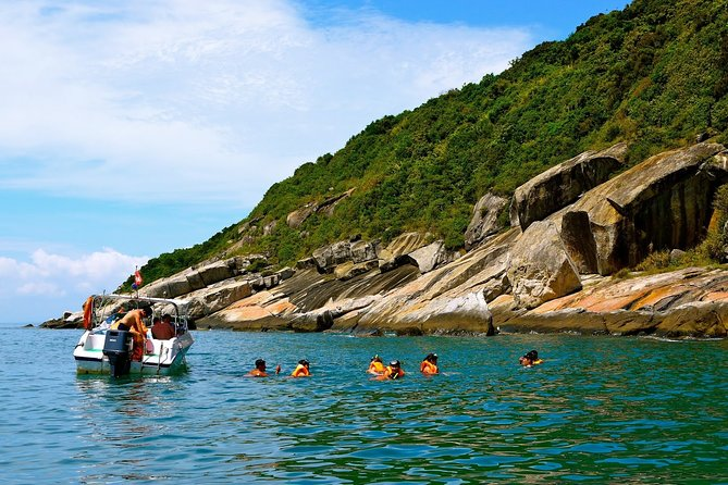 1-day Cham Island excursion tour from Hoi An
