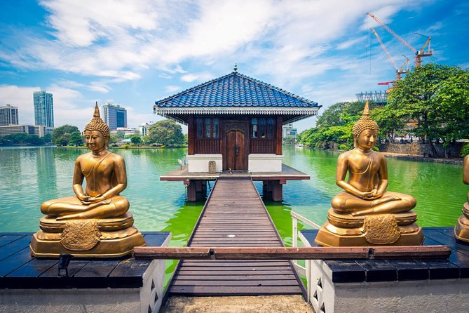 Colombo City Tour Morning by Tuk Tuk