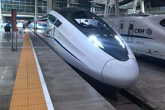Private Departure Transfer:City Hotel to Any Tianjin Railway Station