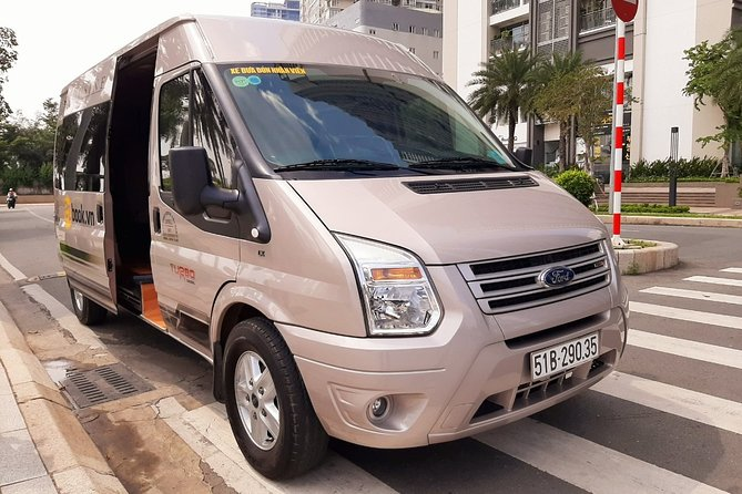 Round-trip Private Transfer Ho Chi Minh - Vung Tau (16 Seats Car)