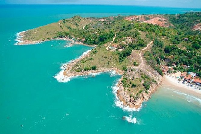 Tour to the beaches of Santo Agostinho