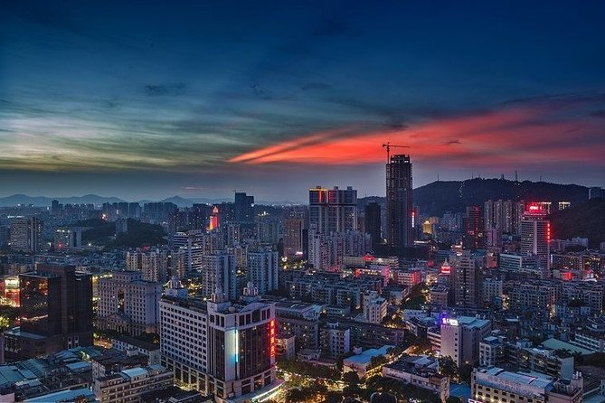 Private Departure Transfer: City Hotel to Zhuhai Gongbei Port
