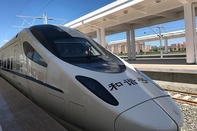 Private Departure Transfer: City Hotel to Qingdao Railway Station