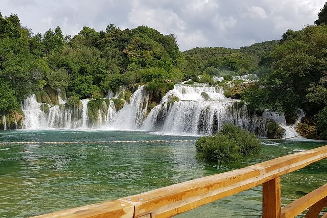 Private tour of Zadar and Krka NP, including admission fee