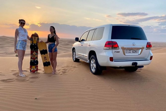 Private Desert Safari Dubai