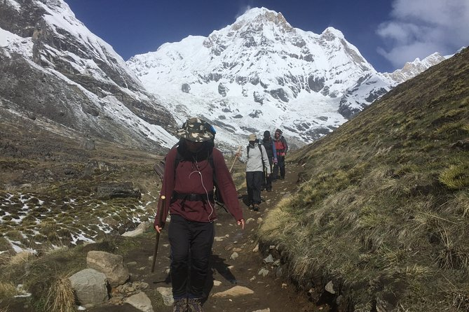 7 Days Annapurna Base Camp Trek from Pokhara