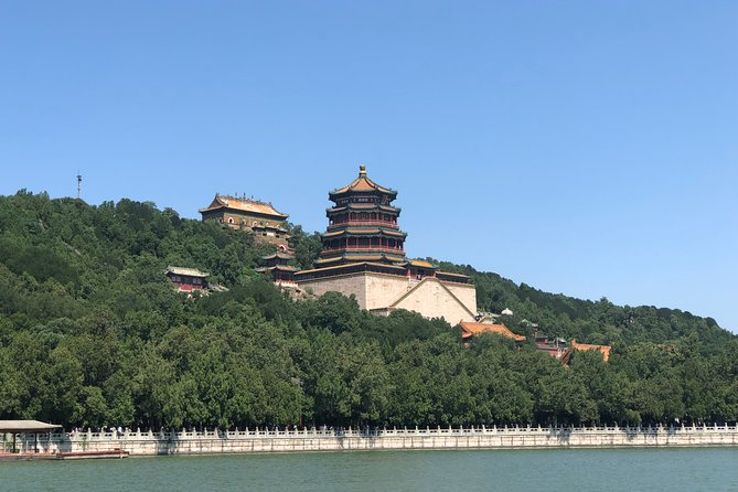 Half-Day Private Guided Tour to Summer Palace by Metro