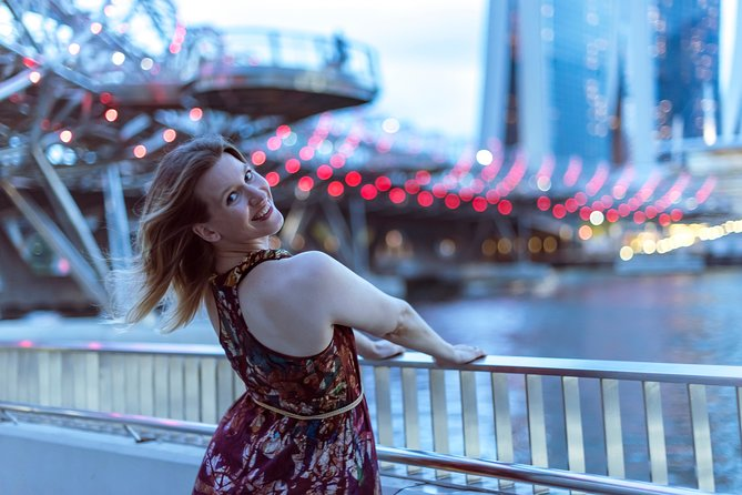 Private Photo Shoot in Singapore with a Professional Photographer