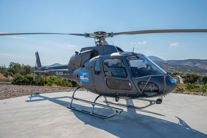 Helicopter Transfer Santorini - Mykonos or vice versa - Airbus AS355 - up to 5
