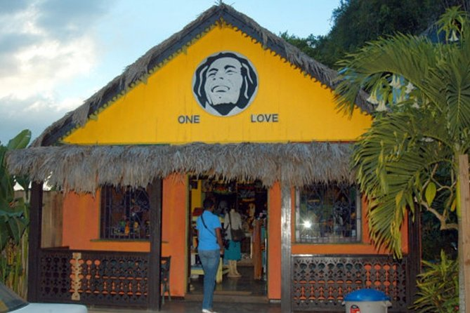 Dunns River Falls plus Bob Marley Nine Mile Private Tour