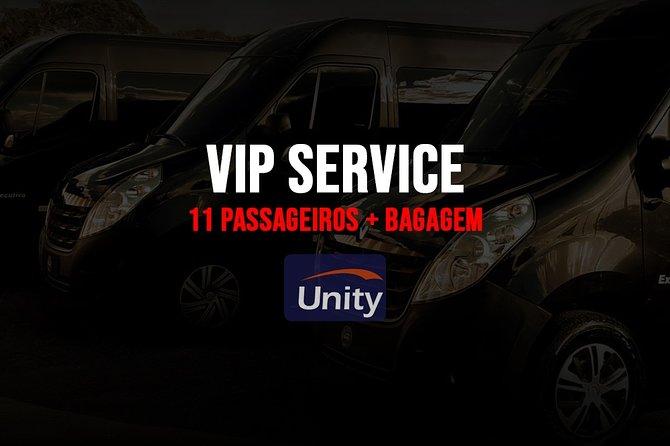 (Van VIP Class) Transfer GRU Airport • São Paulo