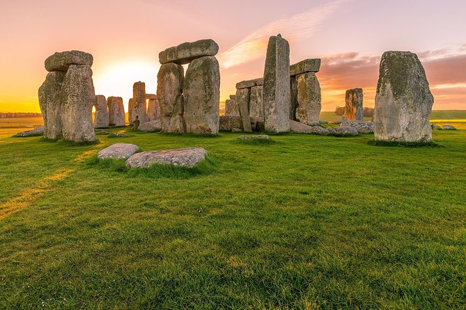 STONEHENGE & BATH - Day Tour from Brighton