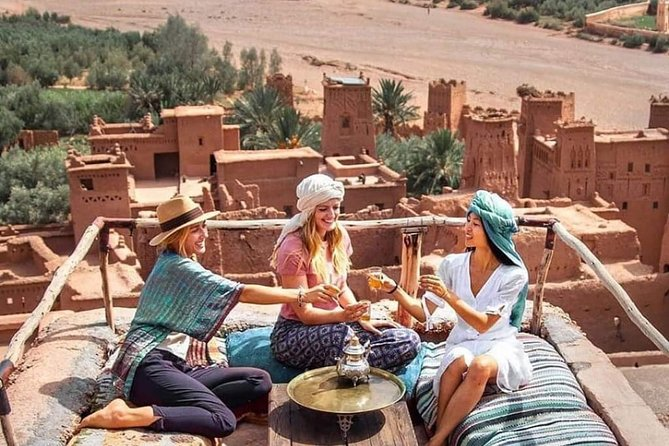 Full-Day Tour of Ouarzazate and Ait Ben Haddou from Marrakech