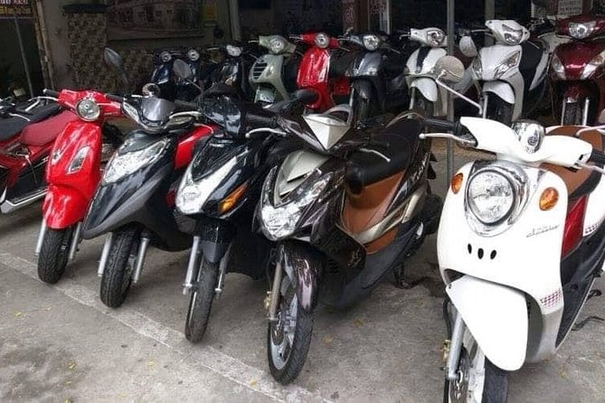 Scooter Rental in Ho Chi Minh City