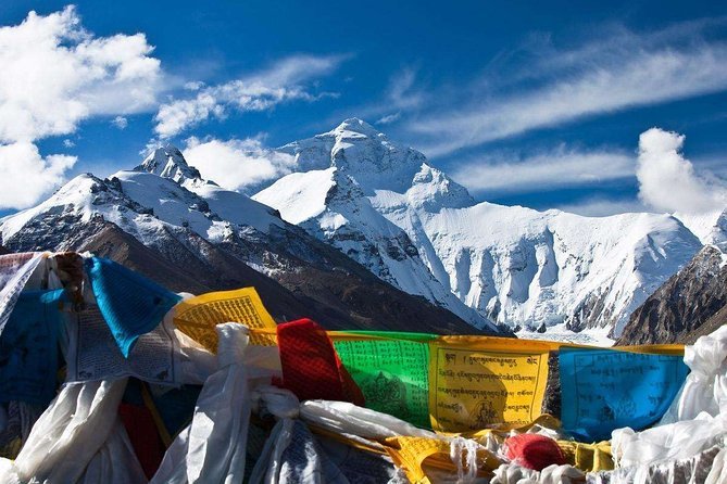 8-Day Small Group Lhasa,Everest Base Camp and Yamdrotso Lake Tour from Chengdu