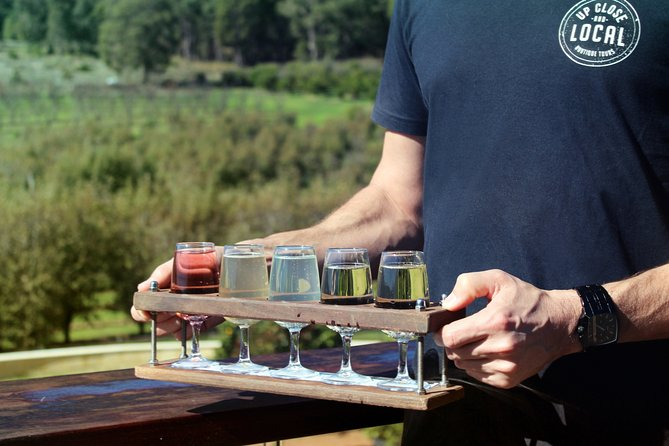 Cider, Wine & Cheese in the Perth Hills - Half-Day Premium Small Group Tour