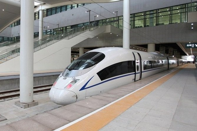 Private Arrival Transfer: Any Guiyang Railway Station to City Hotel