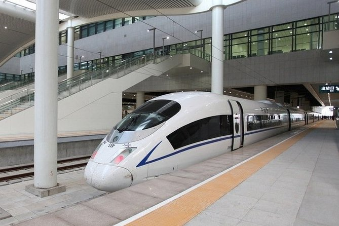 Private Departure Transfer: City Hotel to Any Guiyang Railway Station