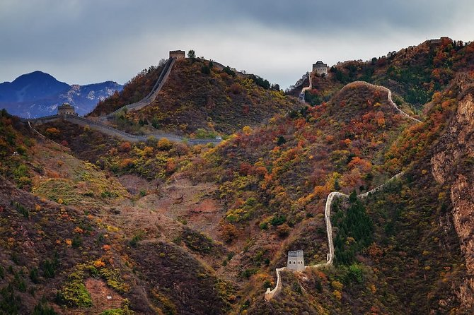 Private Transfer to Huangyaguan Great Wall from Beijing