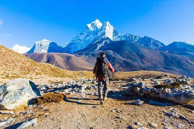 15-Day Everest Base Camp & Kailash Pilgrimage Trek with Lhasa and Yamdrok Lake