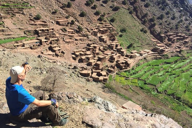 Toubkal ascent in two days, private trip